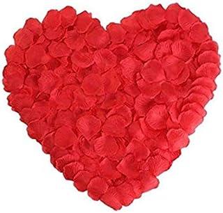 300 p c s Fake Rose Petals Flower Girl Toss Silk Petal Artificial Petals For Wedding Confetti Party Event Decoration