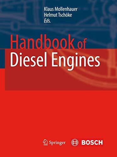 Handbook of Diesel Engines (Vdi-Buch)