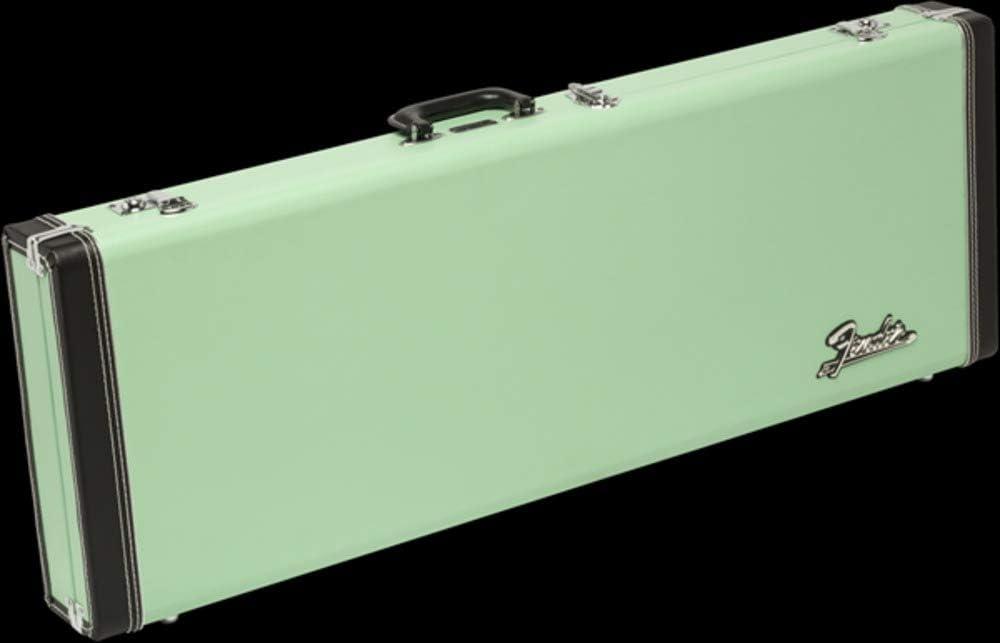 Fender Classic Series - Maletín para Stratocaster y Telecaster, color verde