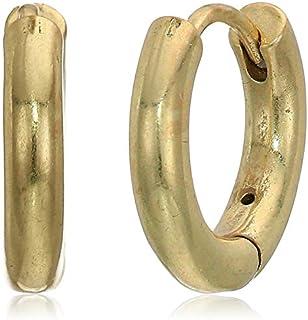 Lucky Brand Women's Gold Mini Hoop Earrings, One Size