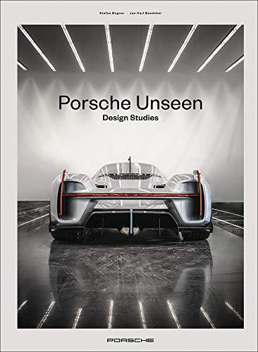Porsche Unseen: Design Studies