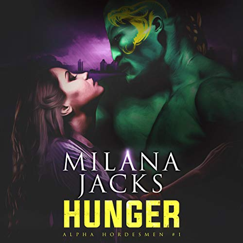 Hunger Audiobook By Milana Jacks cover art