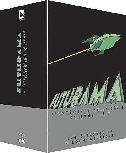 Futurama - L'intégrale de la série et des films