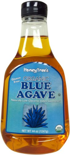 HoneyTree Organic Blue Agave, 44-Ounce