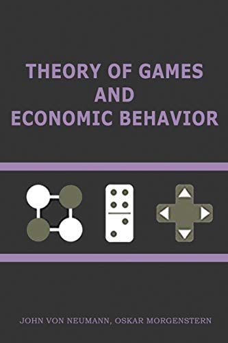 Compare Textbook Prices for Theory of Games and Economic Behavior  ISBN 9785608789779 by Neumann, John Von,Morgenstern, Oskar