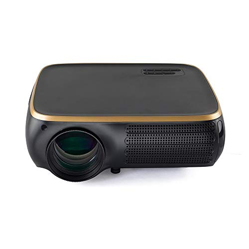 Great Features Of Limaomao Projector Android Version LCD Projector 950 Lumens 1280X800dpi 1080P 4K H...