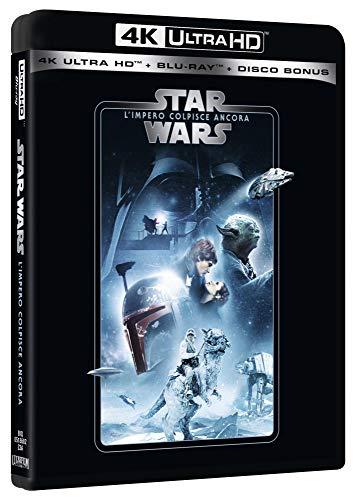Star Wars - Episodio V - L'Impero Colpisce Ancora (Blu-Ray 4K Ultra HD+2 Blu-Ray) [Italia] [Blu-ray]