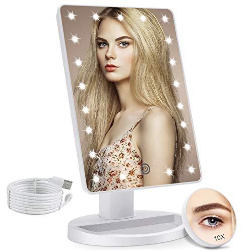 Image of COSMIRROR Lighted Makeup...: Bestviewsreviews