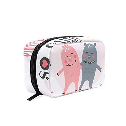 You are So Cute Cartoon Cosmétique Sac de Voyage Maquillage Sac à Glissière pour Femmes Fille Cosmétique Poche Personnalisée Stockage Sac de Toilettes