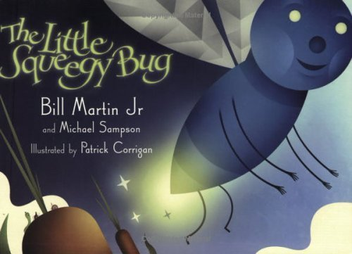 The Little Squeegy Bug (English Edition)