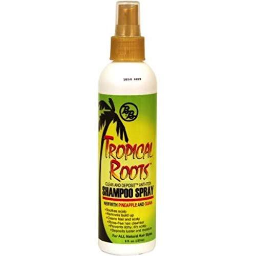Bb Tropical Roots Shampoo Spray 8 Oz