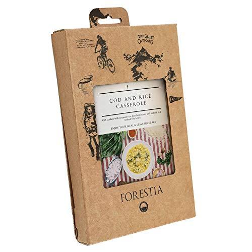 Forestia Kabeljau-Reis-Auflauf-SH mit Selbsterwärmenden Beutel