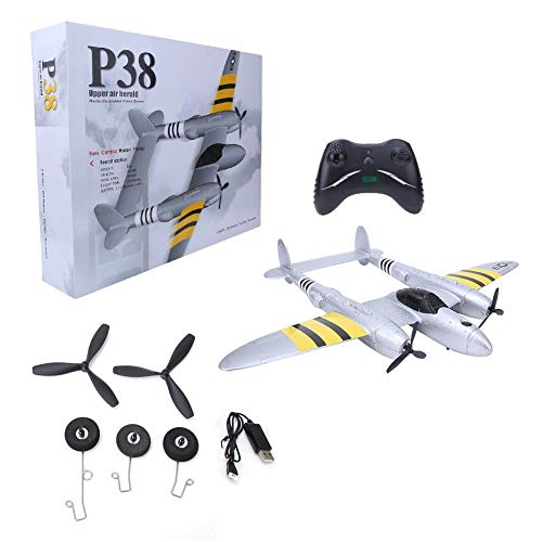 Caredy Fernbedienung Segelflugzeug RC Flugzeuge 2.4GHz Mini Flugzeug Flieger, Mini EPP Schaum Segelflugzeug Mini Indoor & Outdoor für Anfänger und Profis