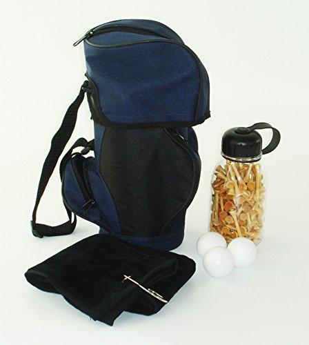 nika fun Golf Geschenk Set Golf Bag