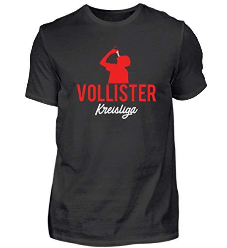 """Hochwertiges Herren T-Shirt – """"VOLLISTER Kreisliga"""", Kreisliga Fußball, Fußball Trikot, Kreisliga T-Shirt, Lustiges T-Shirt, alle Größen"""