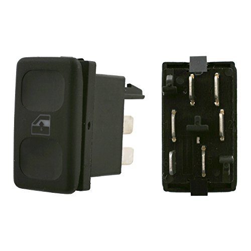 Febi 14080 Interruptores, negro