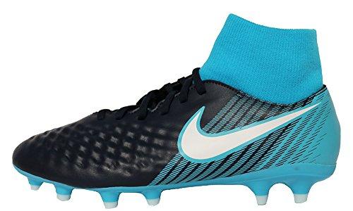 Nike Herren Magista ONDA II DF FG Fußballschuhe, Blu, 45 EU