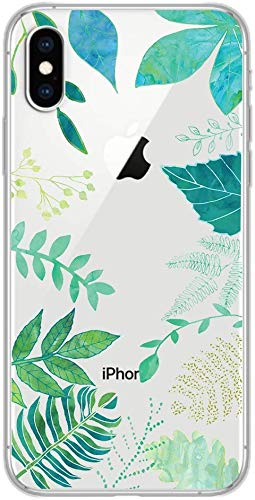 iPhone XS Max Case, New Lovely Animal Style Protective Soft TPU Rubber Case Compatible for iPhone XS Max (Sloths in Trees)