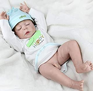 NPK Realistic Reborn Baby Dolls boy Look Real Silicone Full Body Lifelike Cute Doll Anatomically Correct Newborn Dolls Boy