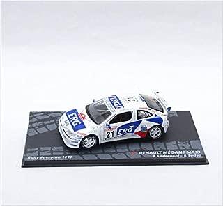Coches Rally IXO 1:43 1/43 Renault Megane Maxi Andreucci/Fredeli 1997 - RAL043
