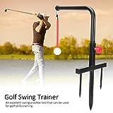 Zoom IMG-1 keenso golf swing trainer set