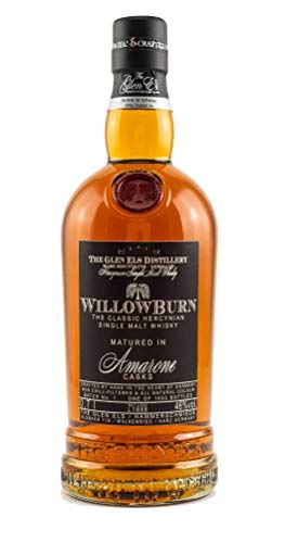 Glen Els Willowburn Amarone Cask 2019 Batch 1 Whisky 0,7l