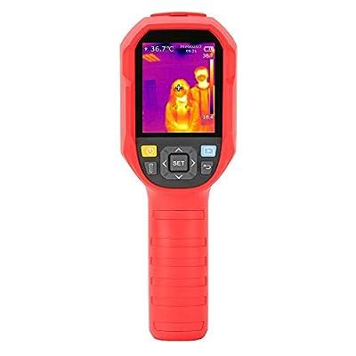 UNI-T UTi165K Infrared Spot Thermal Imaging Camera Thermal Imager 30-45? Infrared Thermometer High-Precision Temperature Measurement Scanners