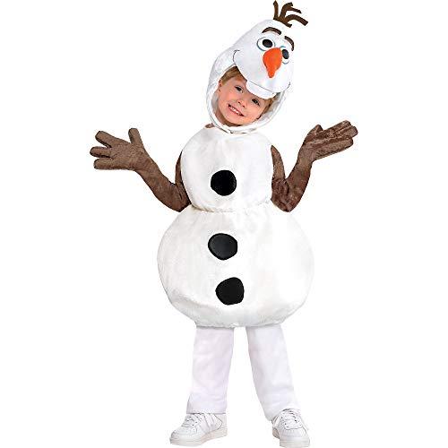 Disney Frozen Olaf Costume Snowman Disney 3 4 3T 4T by Costume USA