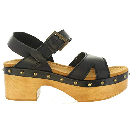 MTNG Sandali per Donna 97547 LANY C1578 Negro Size-Map 40