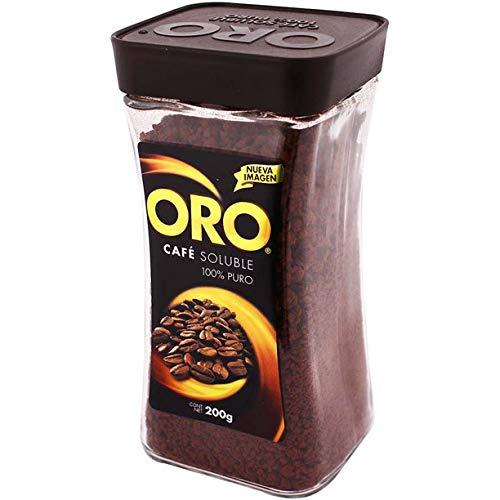 Cafe Oro de Puerto Rico Instant Coffee - Puerto Rican Coffee - 200g