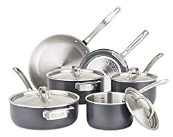 Viking 5-Ply Hard Stainless Cookware Set