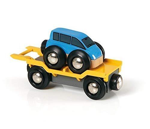 Brio Rail Car Transporter for Railway