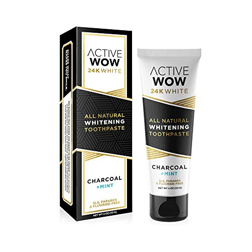 Active Wow Activated Charcoal Tooth…