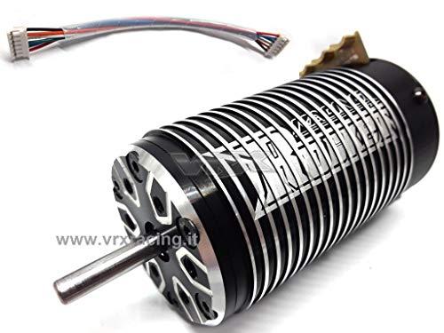 Motorraket 4268 1550KV 1/8 Borstelloos met Sensoren (krukas 5mm)