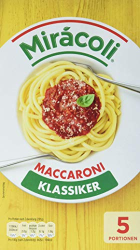 Mirácoli mit Tomatensauce Maccaroni, 581 g