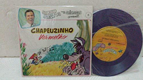 Compacto de Vinil Silvio Santos - Chapeuzinho Vermelho