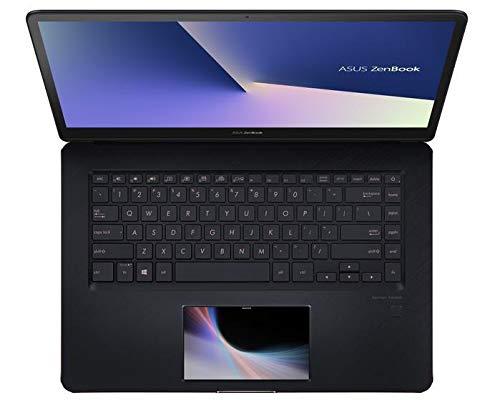 "ASUS ZENBOOK PRO UX580GE-BN070R, 15,6"" FHD, I7-8750H, 16GB, SSD 1TB PCI-Ex,GTX1050TI 4GB, Windows 10 Prof. 1,7 kg, Certificazione Pantone"