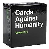 OPW Los Divertidos Juegos De Cartas para Adultos Cards Against Humanity Green Box Expansion Juegos De Fiesta Locos Reuniones Familiares Interactivas Juegos De Cartas