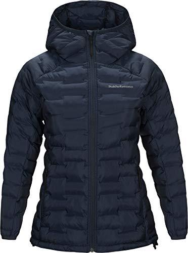 Peak Performance W Argon Light Hood Jacket Blue Shadow - XS