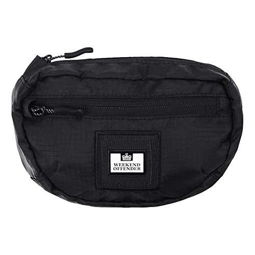 Weekend Offender Körpertasche, klein, Schwarz Einheitsgröße