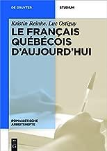 le francais aujourd hui textbook