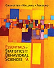 Best statistics for the behavioral sciences help Reviews