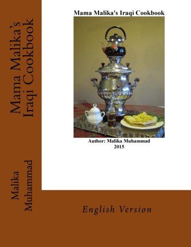 Mama Malika's Iraqi Cookbook: English