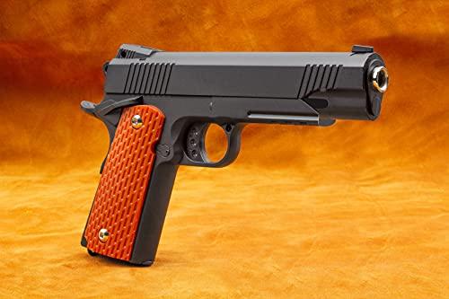 Airsoft V13 GE - Pistola de airsoft (metal, 0,5 julios, 6 mm, bolas de plástico)