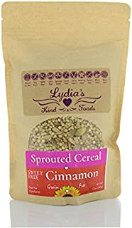 Lydia's Sprouted Cereal Cinnamon
