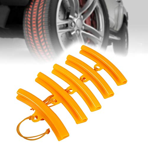 Wheel Changing Rim Saver, Car Tire Changer Guard Rim Protector Tyre Wheel Changing Edge Savers Tool 5 Pack (2#)