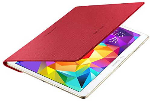 Samsung BT-EFDT800BR Simple Cover per Tab S 10.5, Rosso