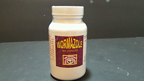 Wormazole Wormer for Poultry, Chickens, Gamefowl etc