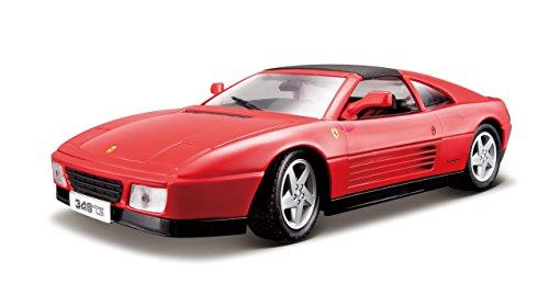 Bburago - 16006r - Véhicule Miniature - Modèle À L'échelle - Ferrari 348 Ts - 1994 - Echelle 1/18