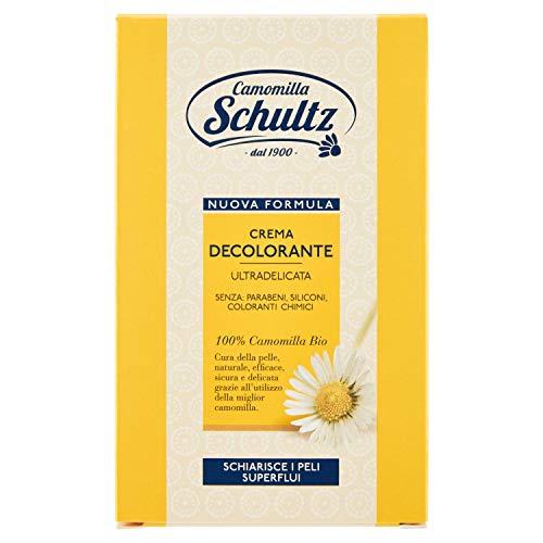 Schultz C   Decolorante New, 1 pezza, 50 + 25 Ml